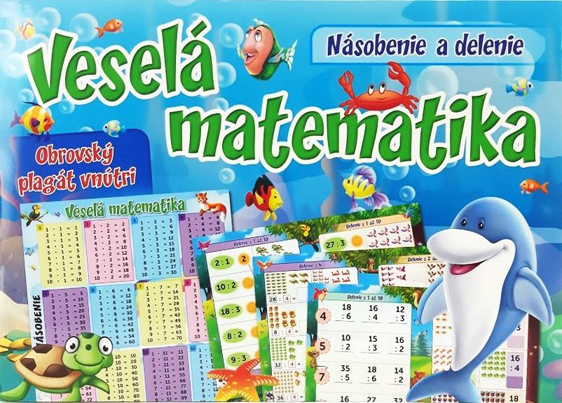 Veselá matematika násobenie a delenie