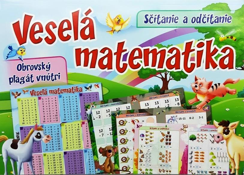 Veselá matematika Sčítanie a odčítanie