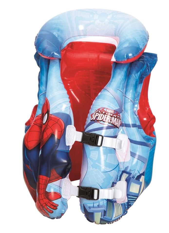 Bestway 98014 Nafukovacia plávacia vesta Spiderman 51x46cm
