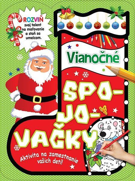 Vianočné spojovačky aktivity pre deti