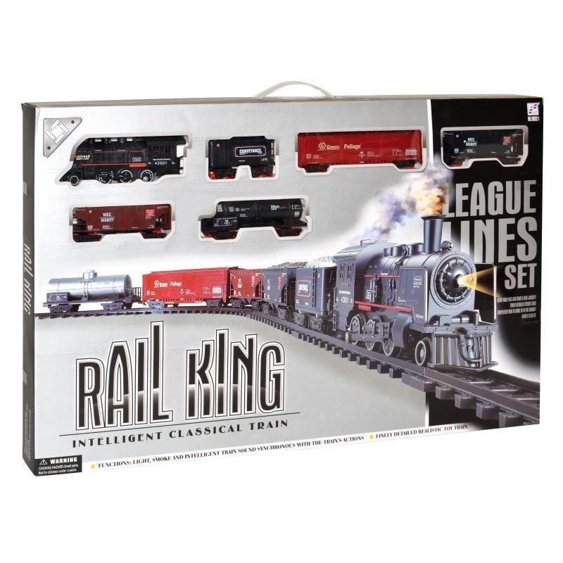 Vlaková dráha set