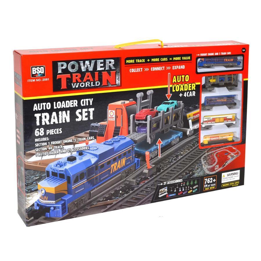 Vlak set - na batérie