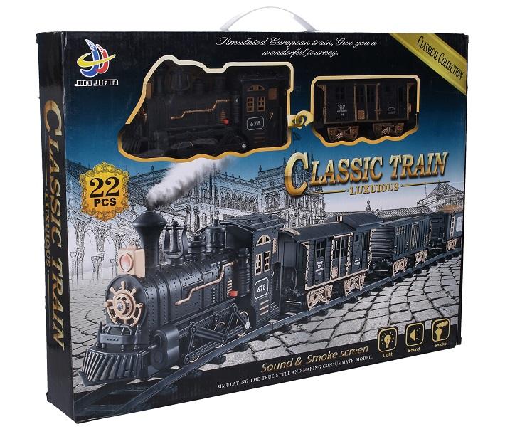 Vlak set s traťou 160x90cm