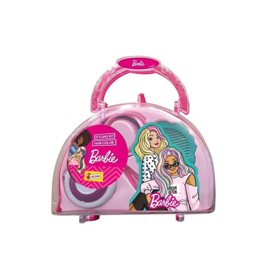 Vlasový set Barbie - náhodná
