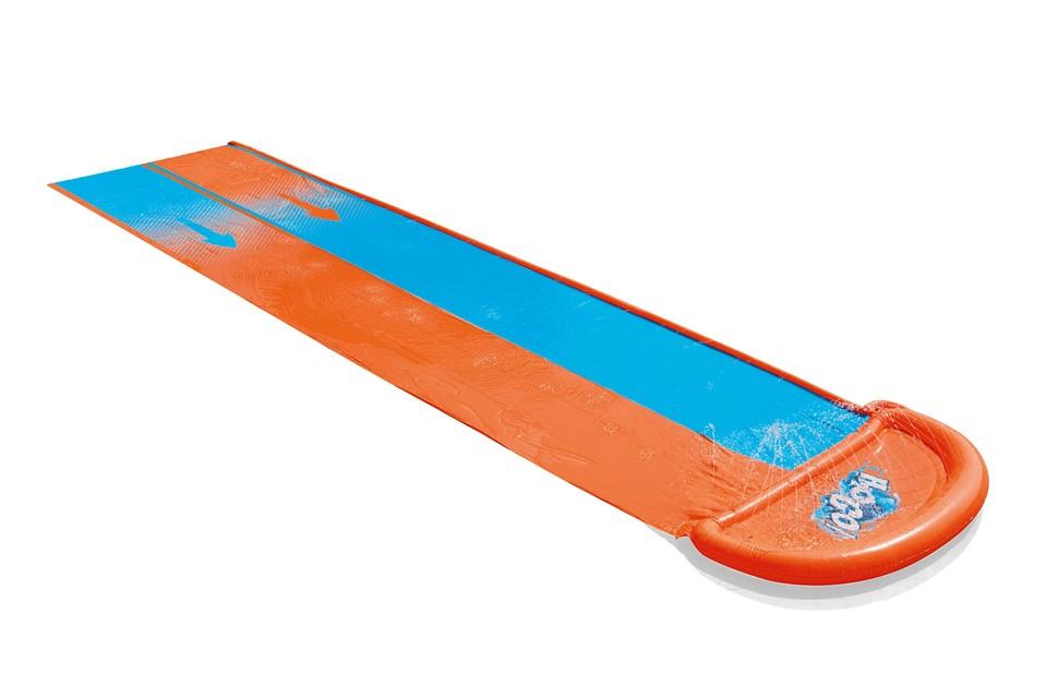 Bestvay 52328 Vodná šmýkľavka 2dráhy, 4,88m