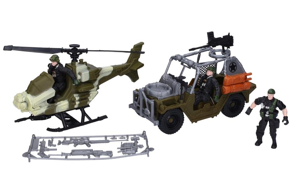 Vojenská sada