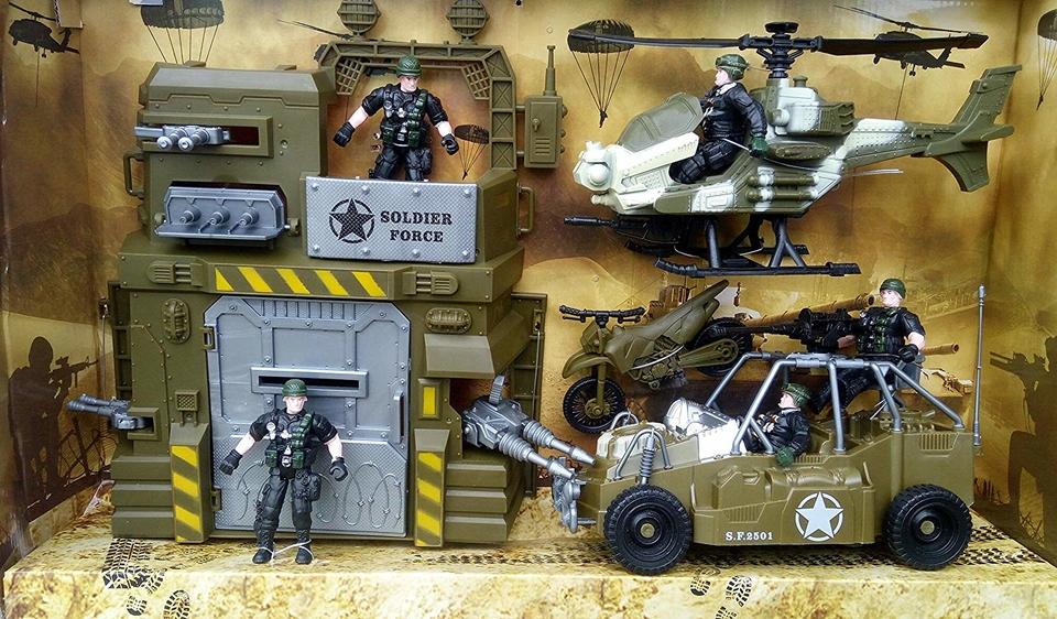 Operácia Storm Wind - Combat Force 9