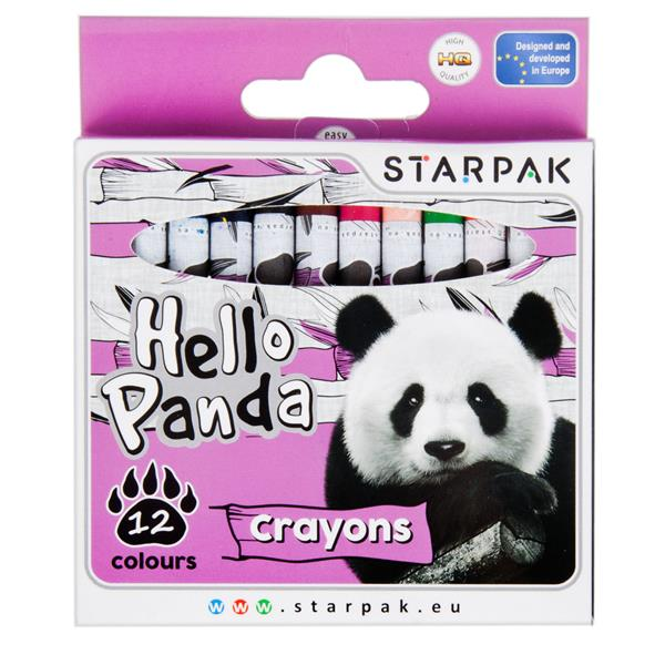 Voskovky Panda12ks
