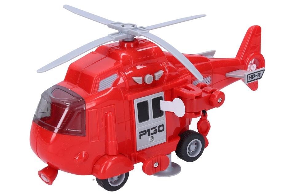 Helikoptéra na zotrvačník 21cm
