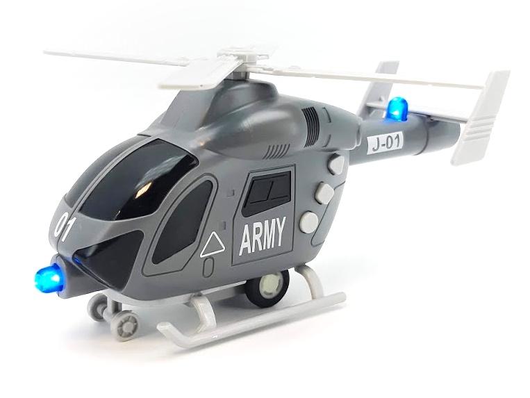 Vrtuľník vojenský 20cm