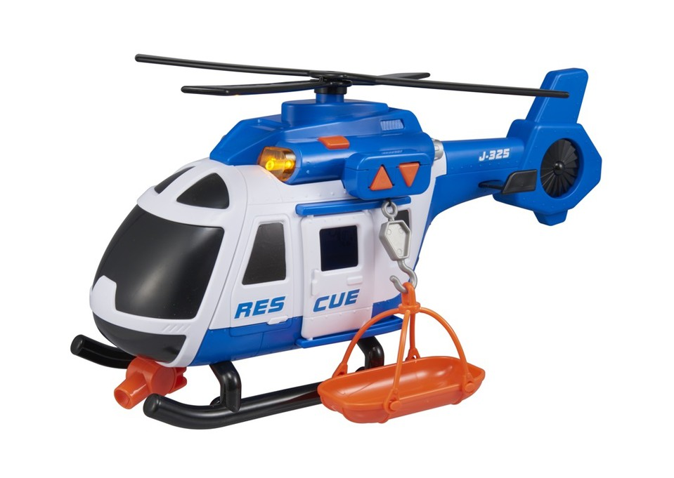 Záchranná helikoptéra 37cm