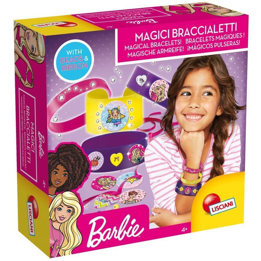 Lisciani Sada na výrobu šperkov Barbie - náramky