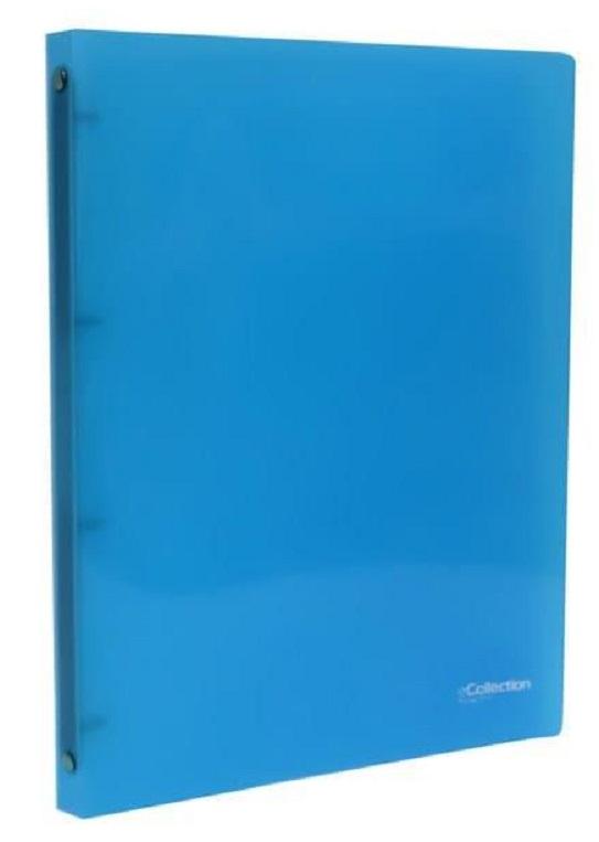 Zakladač A4 4kr. modrý