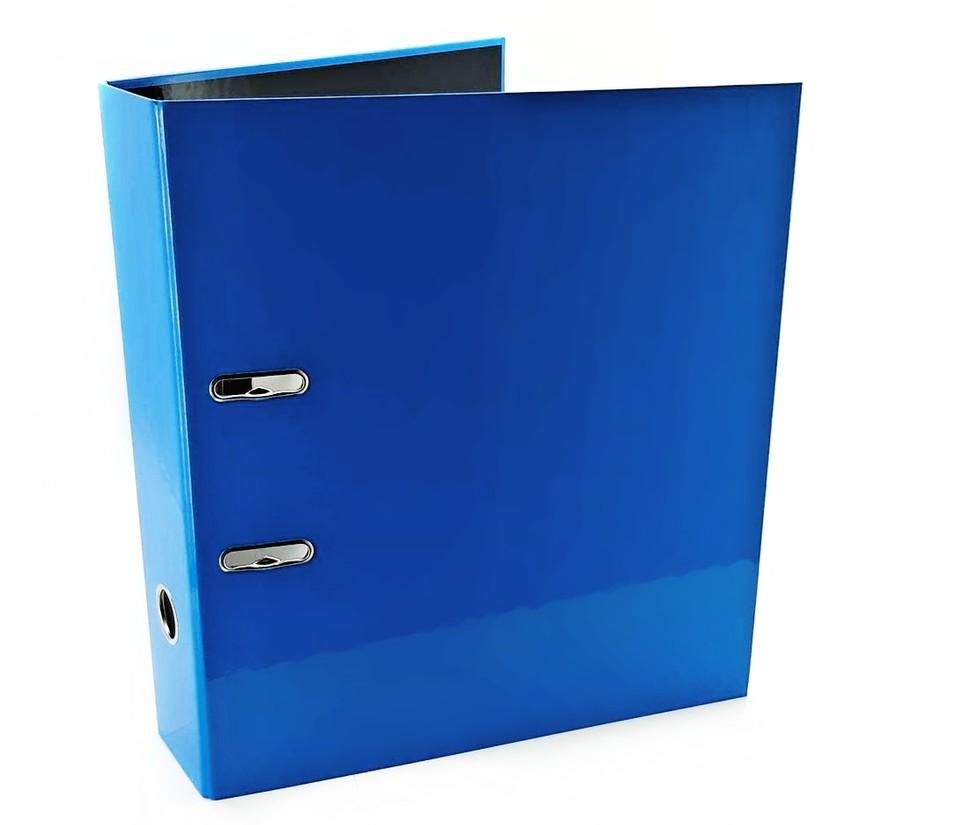 Zakladač pákový A4 modrý