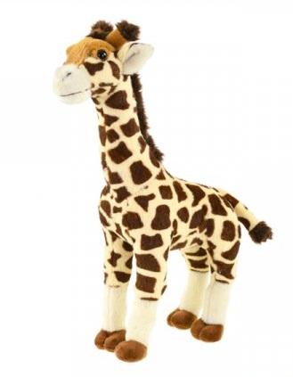 Žirafa plyšová28cm