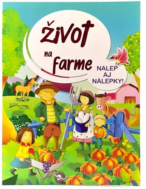Život na farme, Nalep aj nálepky!