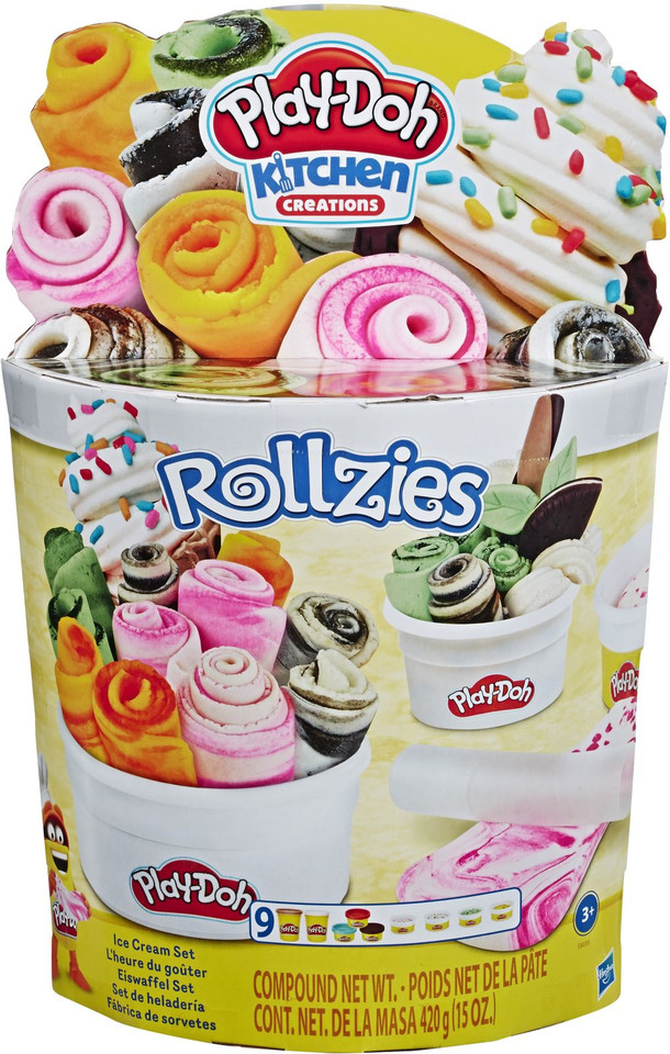 Zmrzlina set Play-Doh