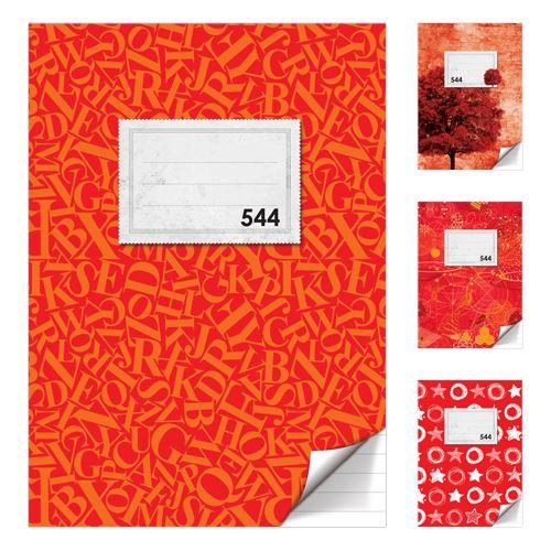 Zošit A5, č.544
