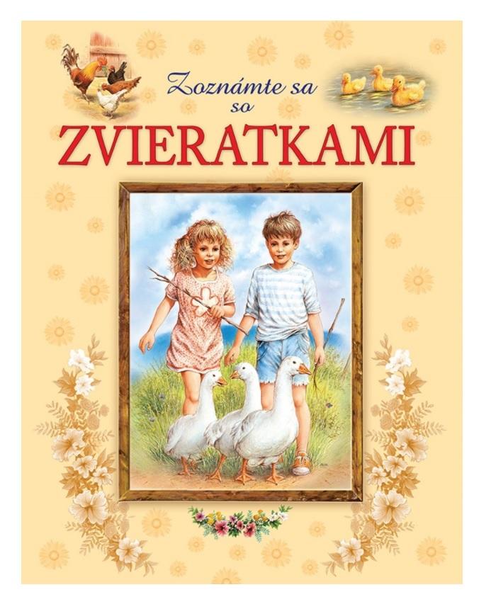 Kniha Zoznámte sa so zvieratkami