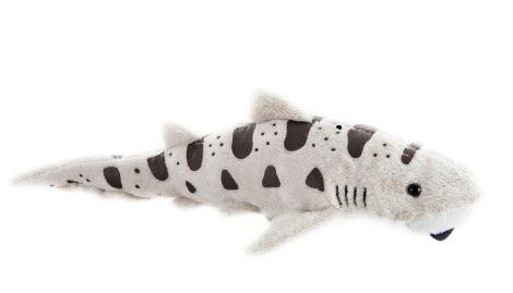 Plyšový žralok leopardí 30cm