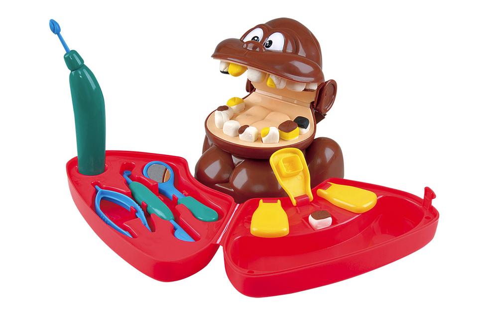Zubár opica set