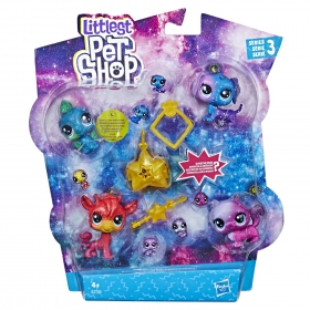 Littlest Pet Shop - kozmické zvieratká