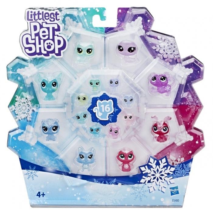 Zvieratká z ľadového kráľovstva Littlest Pet Shop
