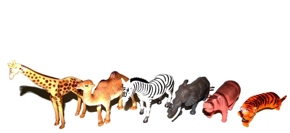 Zvieratká Safari