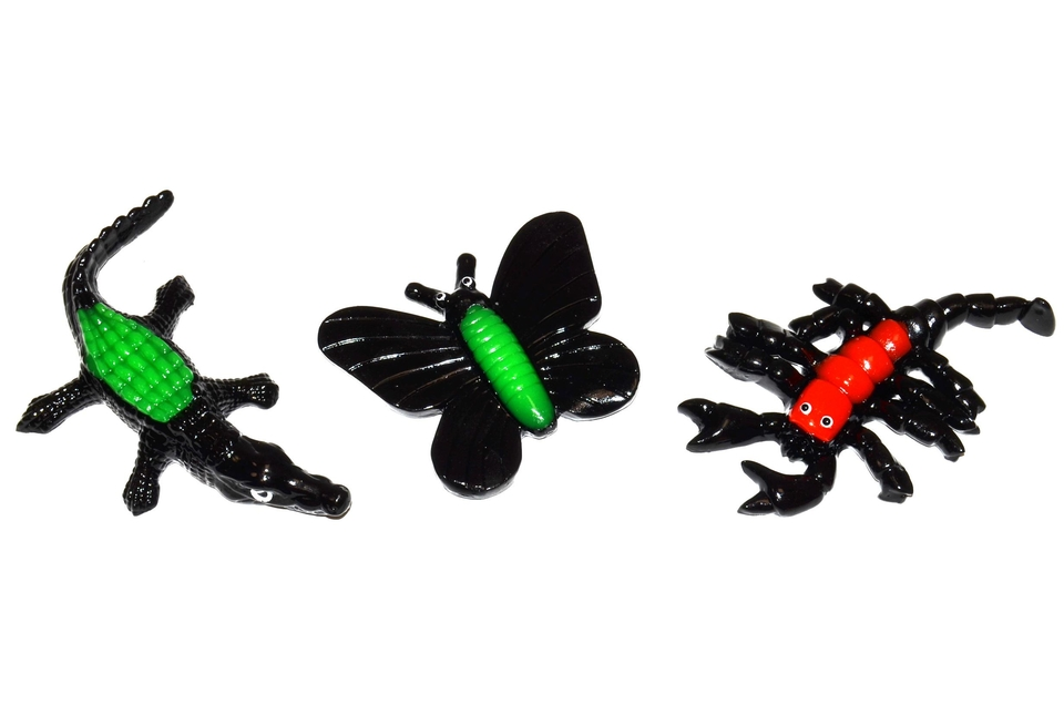 Hmyz gumený