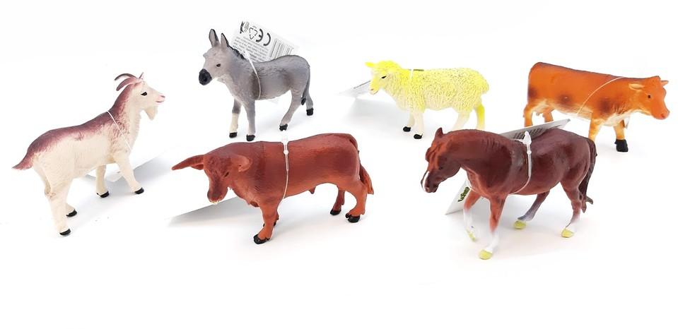 Zvieratko Farma 11cm