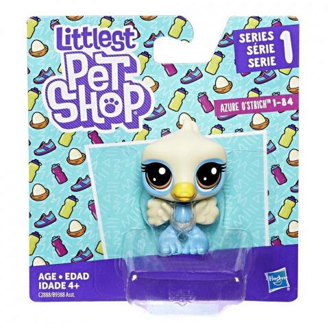 Zvieratko Littlest Pet Shop 5cm Azure