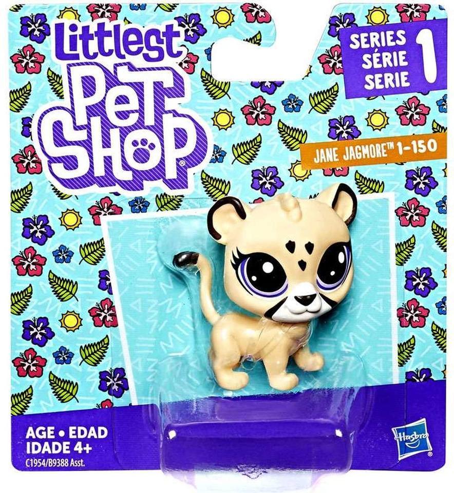 Zvieratko Littlest Pet Shop 5cm Jane