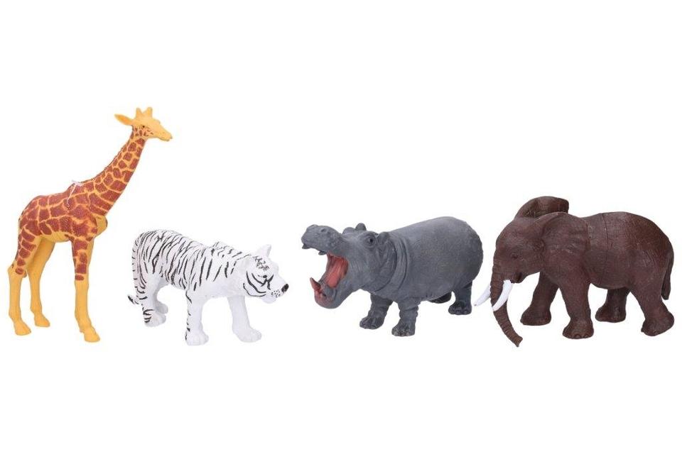 Zvieratko safari mix 13cm