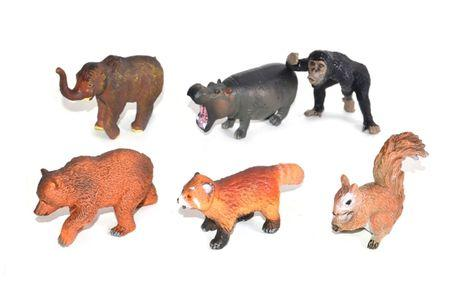 Zvieratko Safari 6cm