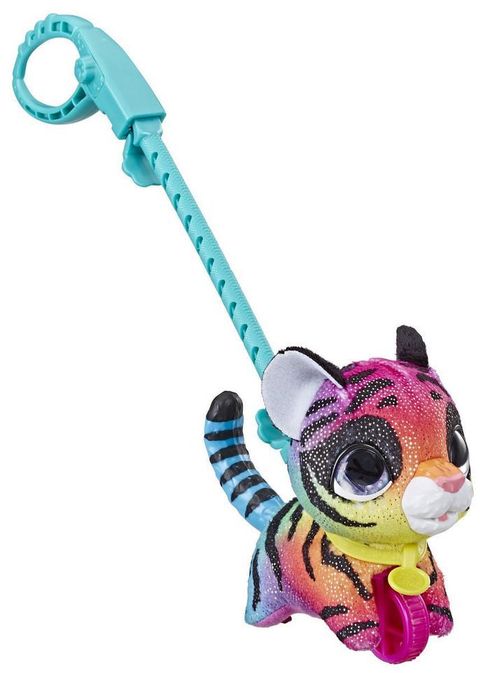 Farebný tiger Walkalots Furreal