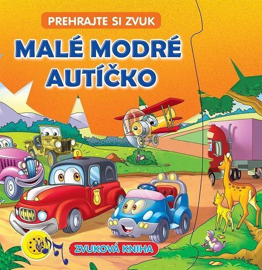Malé modré autíčko - Zvuková kniha